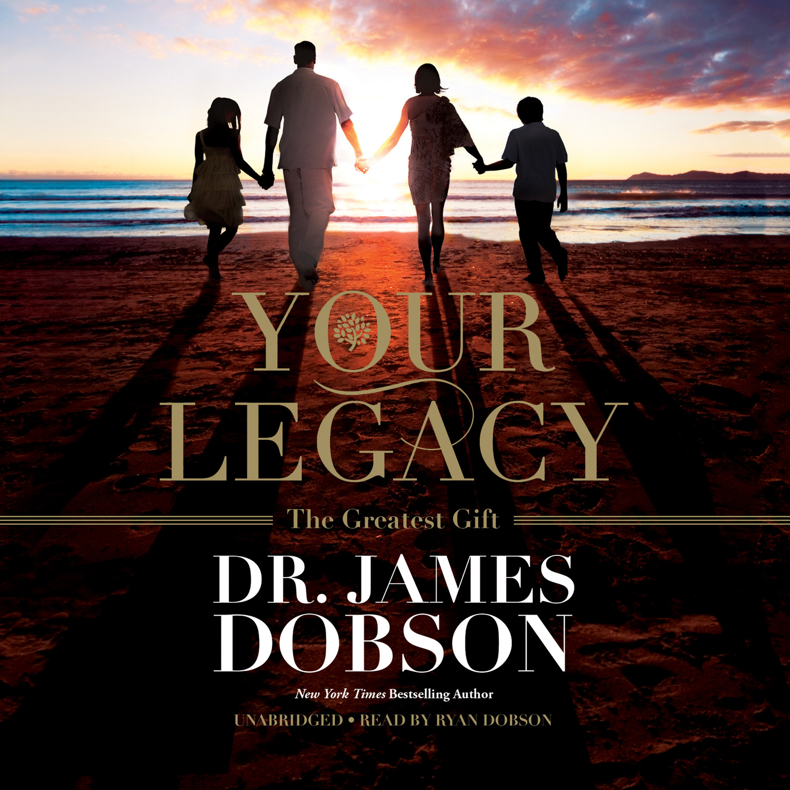 Printable Your Legacy: The Greatest Gift Audiobook Cover Art
