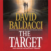 The Target Audiobook, by David Baldacci