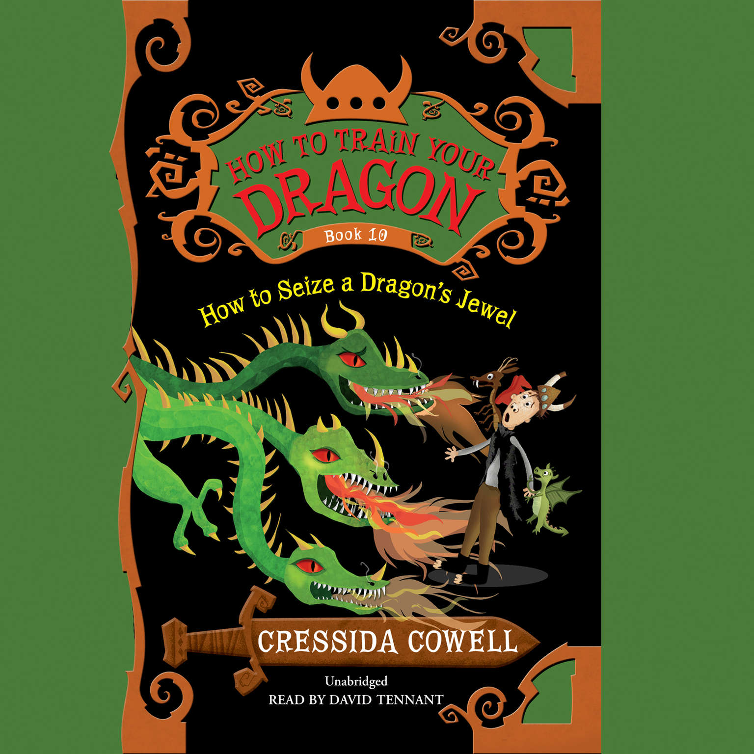 Printable How to Seize a Dragon's Jewel Audiobook Cover Art