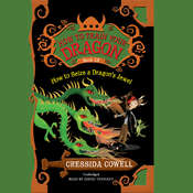 How to Seize a Dragon's Jewel, by Cressida Cowell