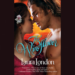 The Windflower Audiobook, by Laura London