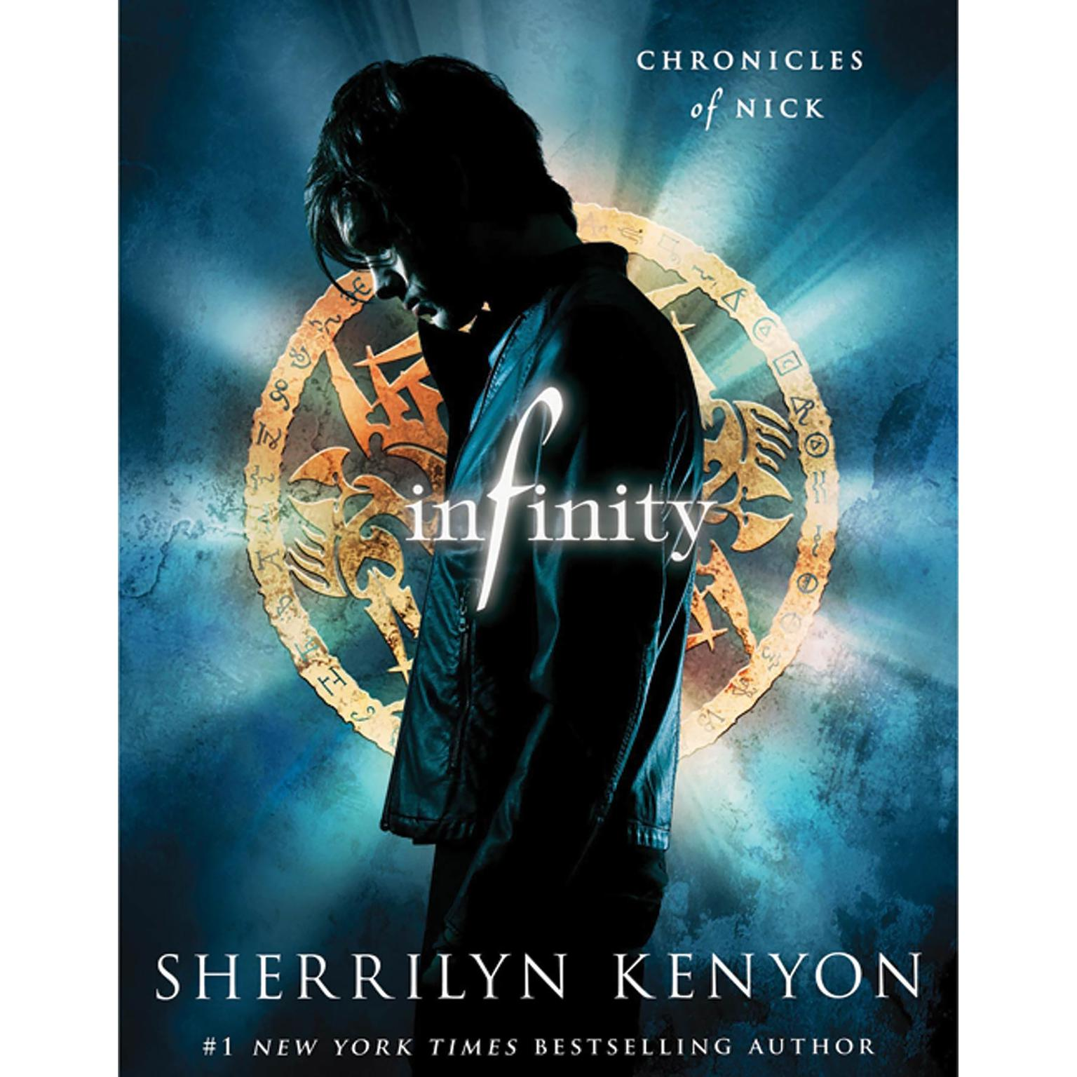Printable Infinity: Chronicles of Nick Audiobook Cover Art