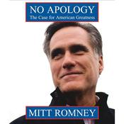 No Apology: The Case for American Greatness Audiobook, by Mitt Romney