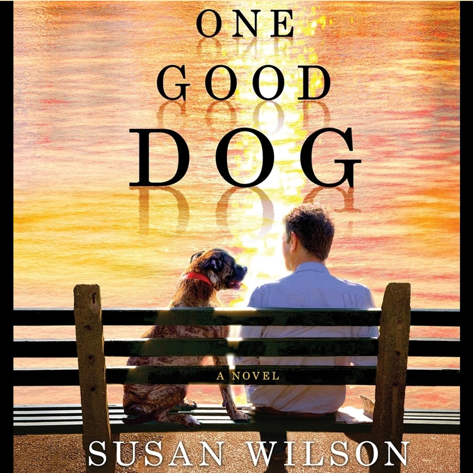 Printable One Good Dog Audiobook Cover Art