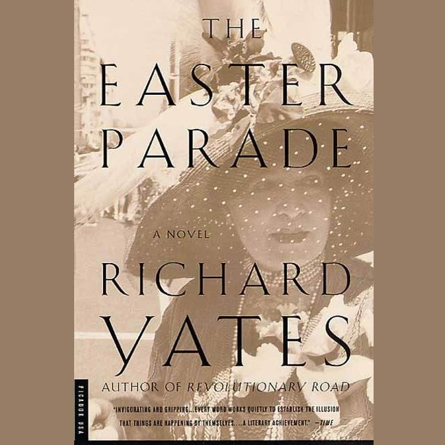 Printable The Easter Parade: A Novel Audiobook Cover Art