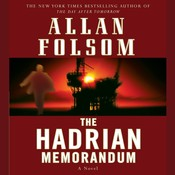 The Hadrian Memorandum: A Novel Audiobook, by Allan Folsom
