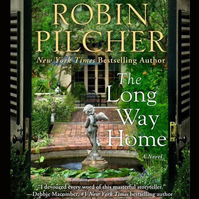 Printable The Long Way Home: A Novel Audiobook Cover Art