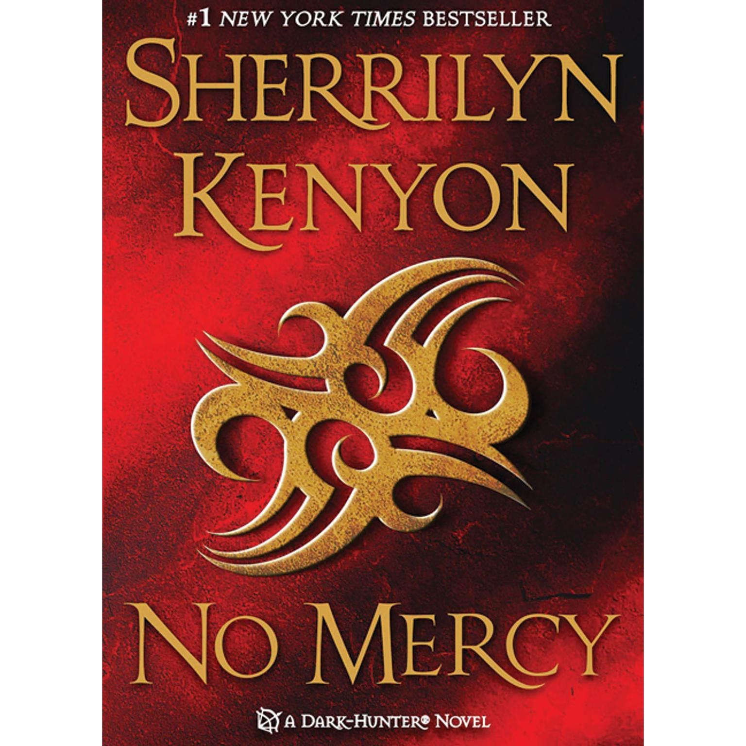 Printable No Mercy Audiobook Cover Art