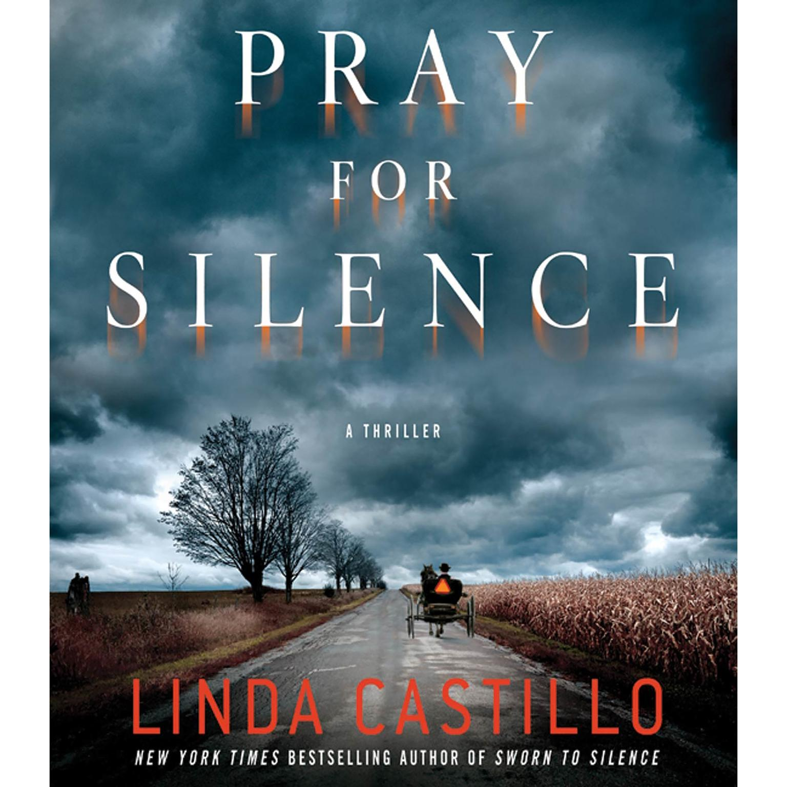 Printable Pray for Silence: A Kate Burkholder Novel Audiobook Cover Art
