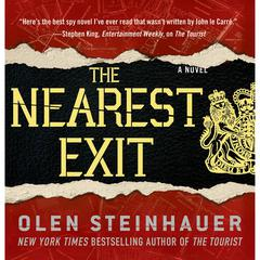 The Nearest Exit: A Novel Audiobook, by Olen Steinhauer