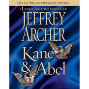 Kane and Abel Audiobook, by Jeffrey Archer