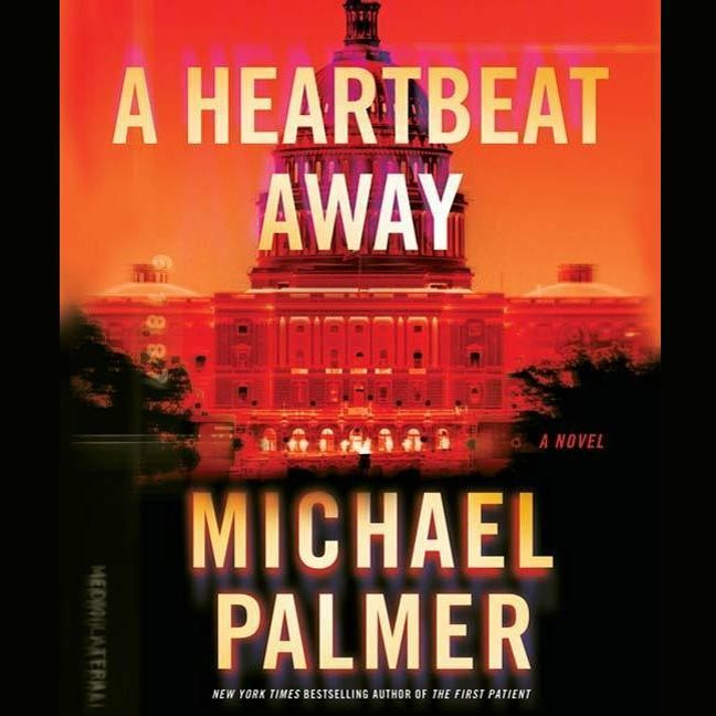 Printable A Heartbeat Away: A Thriller Audiobook Cover Art
