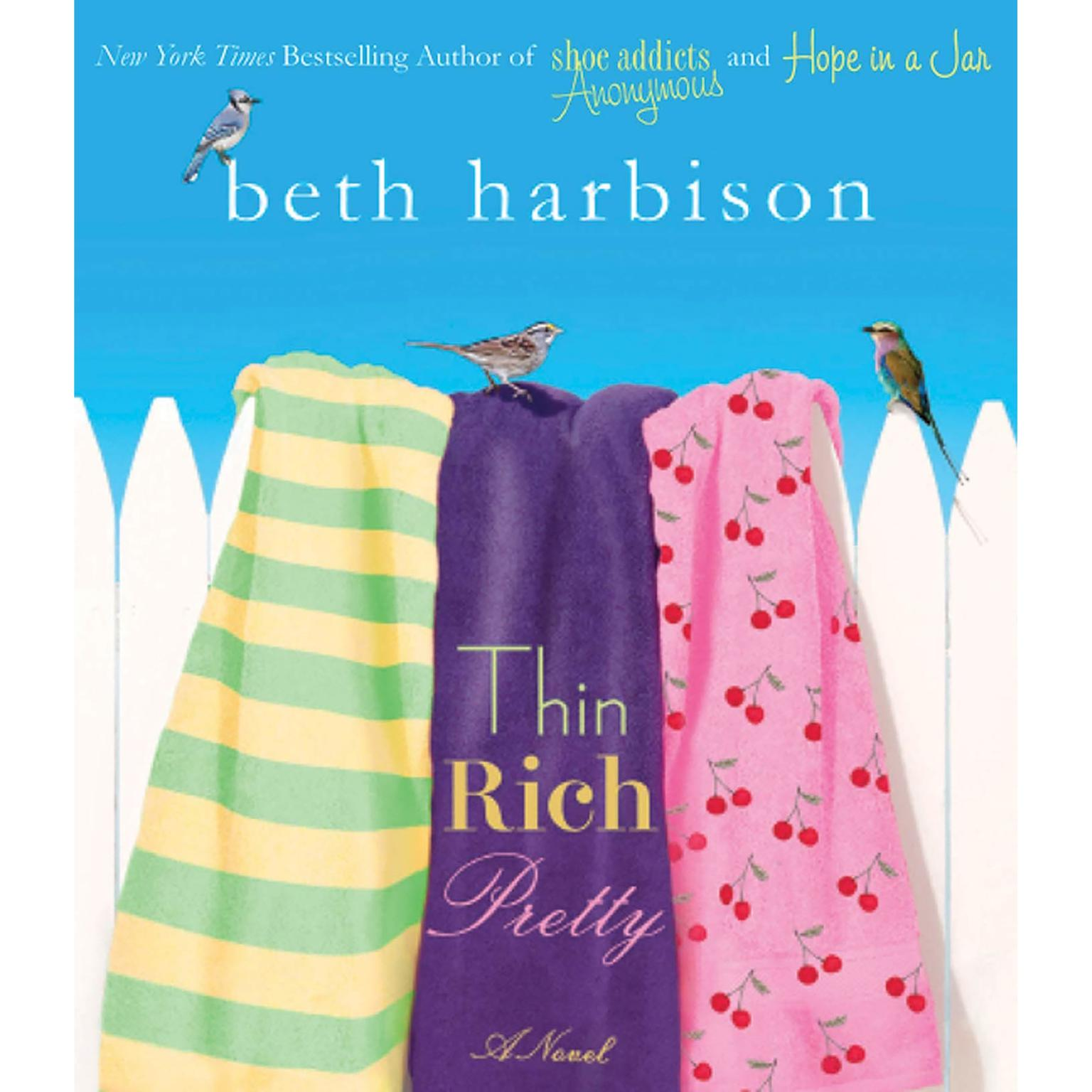 Printable Thin, Rich, Pretty: A Novel Audiobook Cover Art