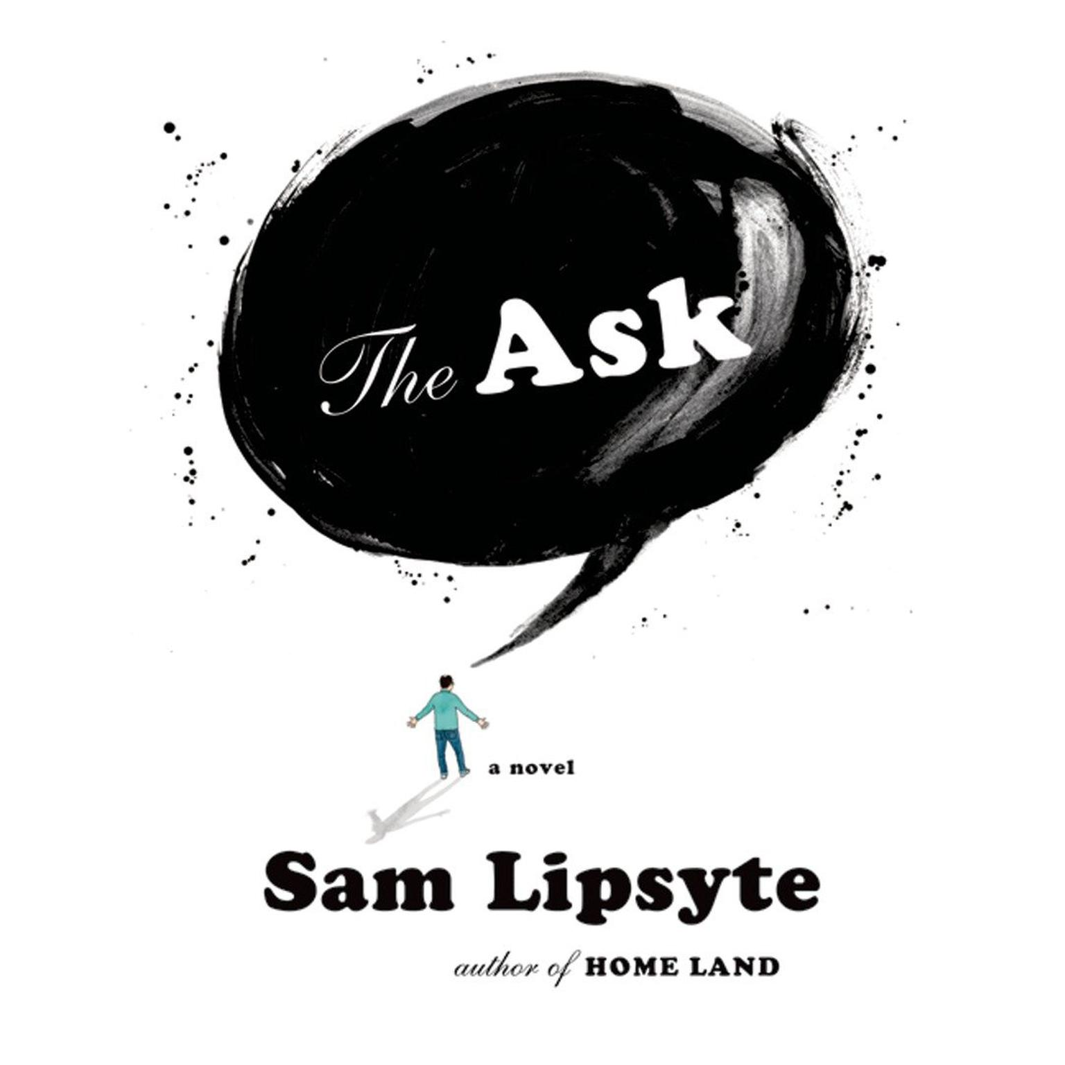 Printable The Ask: A Novel Audiobook Cover Art