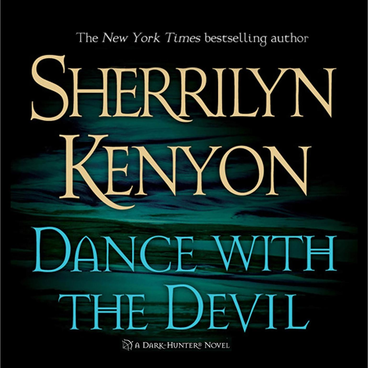 Printable Dance With the Devil: A Dark-Hunter Novel Audiobook Cover Art