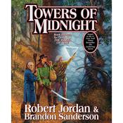 Towers of Midnight Audiobook, by Robert Jordan, Brandon Sanderson