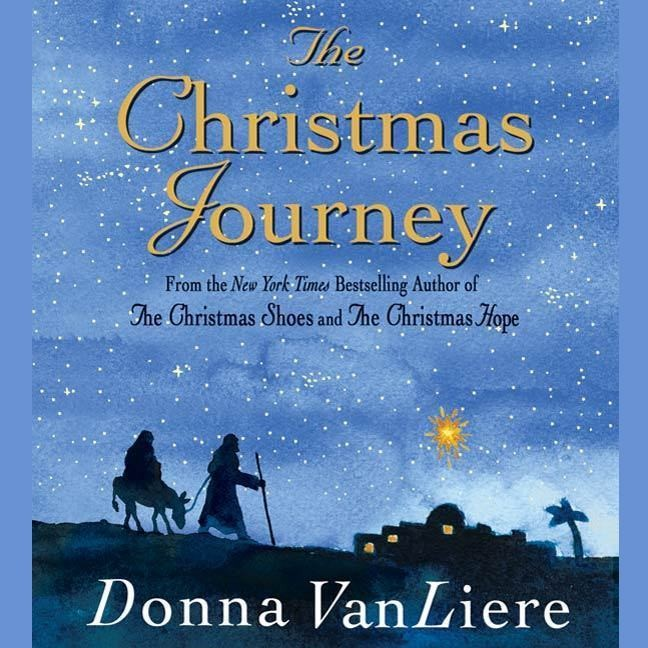 Printable The Christmas Journey Audiobook Cover Art