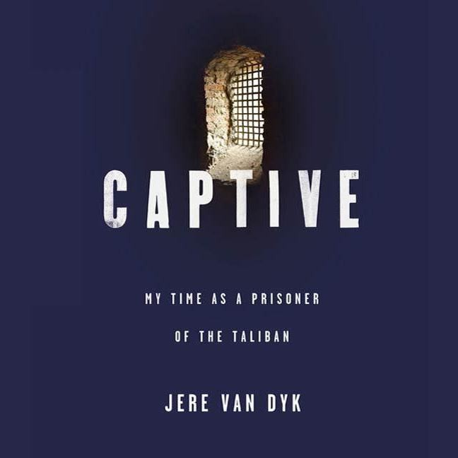 Printable Captive: My Time as a Prisoner of the Taliban Audiobook Cover Art