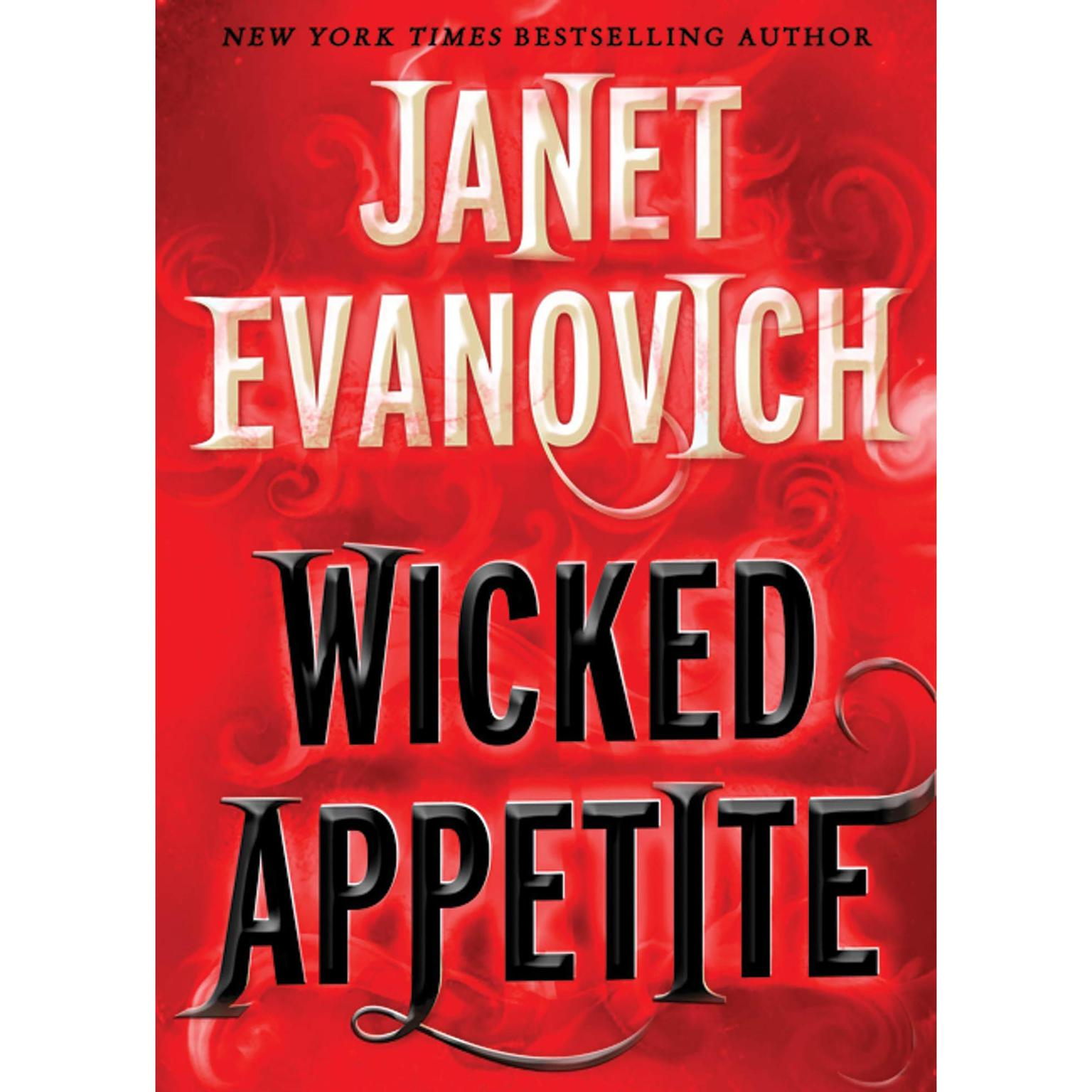 Printable Wicked Appetite Audiobook Cover Art