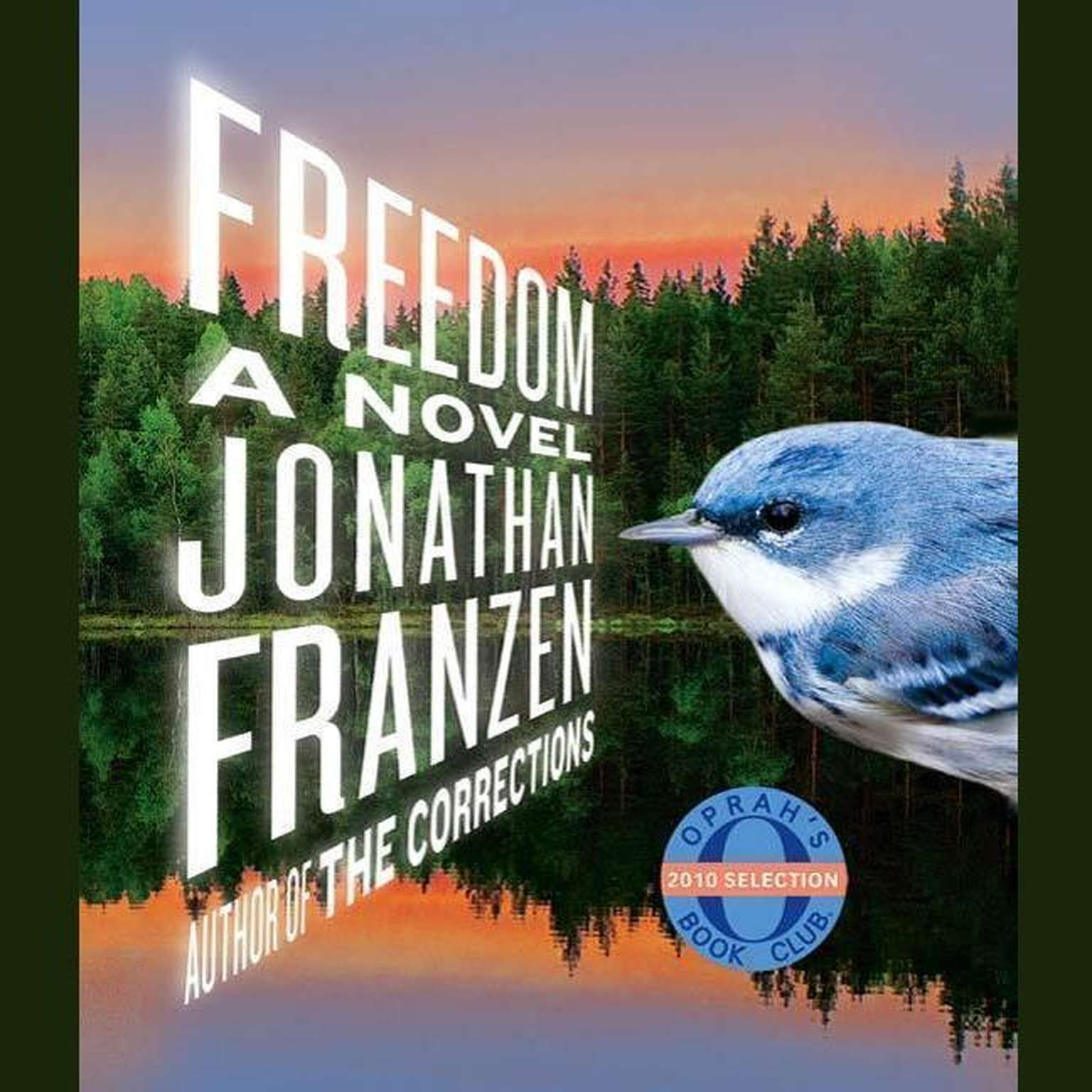 Printable Freedom: A Novel Audiobook Cover Art
