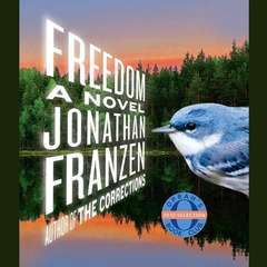 Freedom: A Novel Audiobook, by Jonathan Franzen