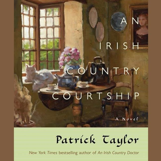 Printable An Irish Country Courtship: A Novel Audiobook Cover Art