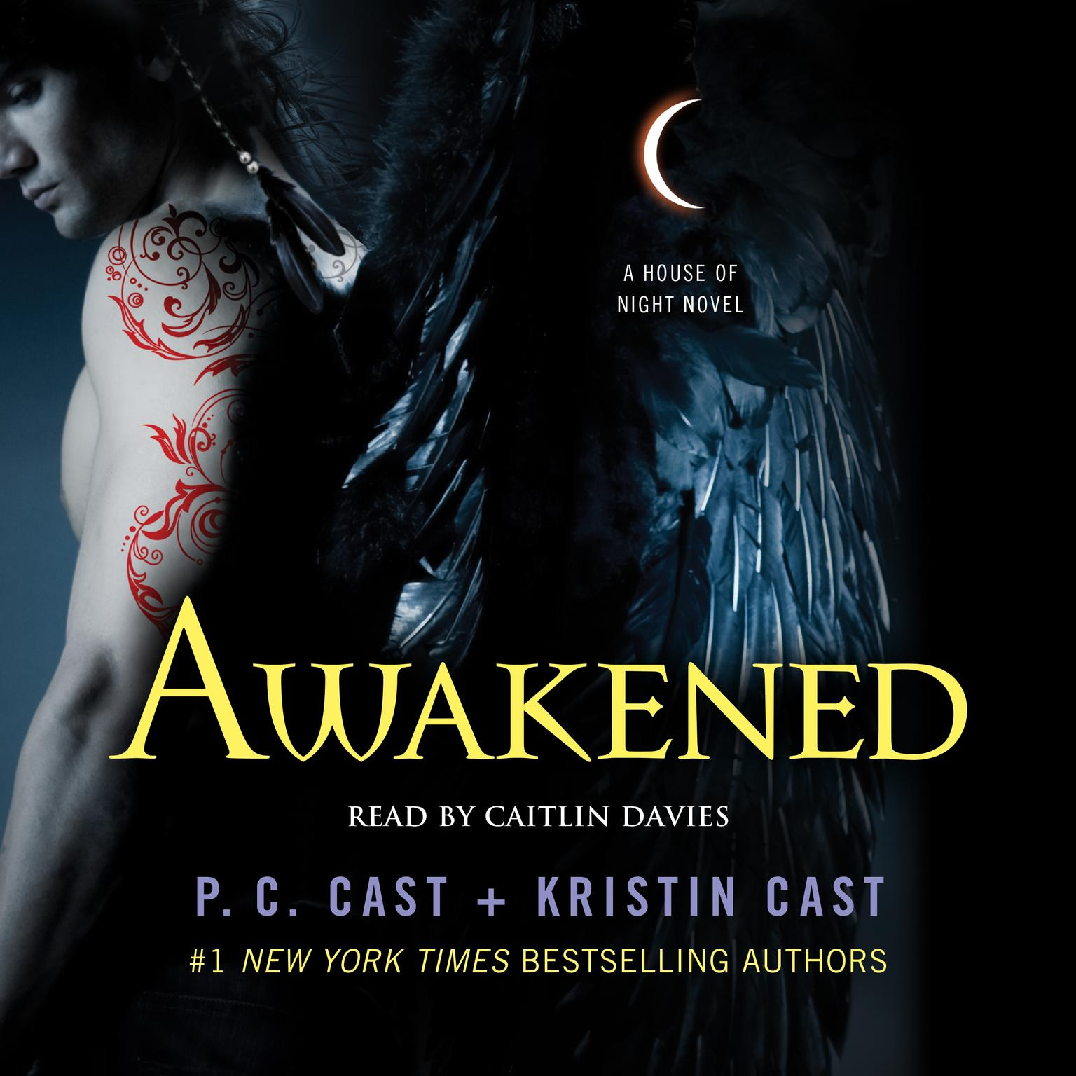 Printable Awakened: A House of Night Novel Audiobook Cover Art