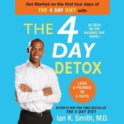 The 4 Day Detox Audiobook, by Ian K. Smith