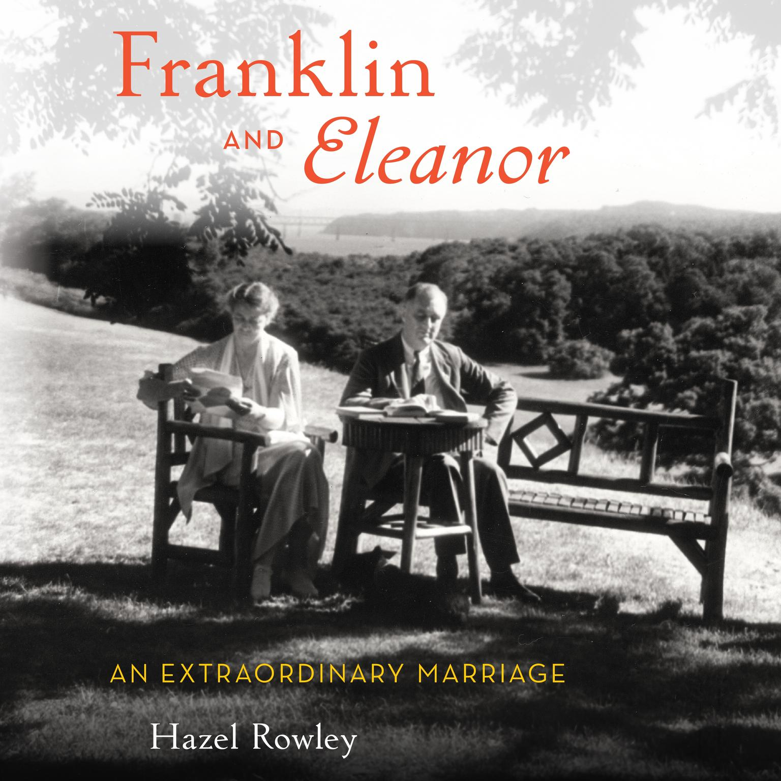 Printable Franklin and Eleanor: An Extraordinary Marriage Audiobook Cover Art