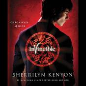 Invincible: The Chronicles of Nick Audiobook, by Sherrilyn Kenyon