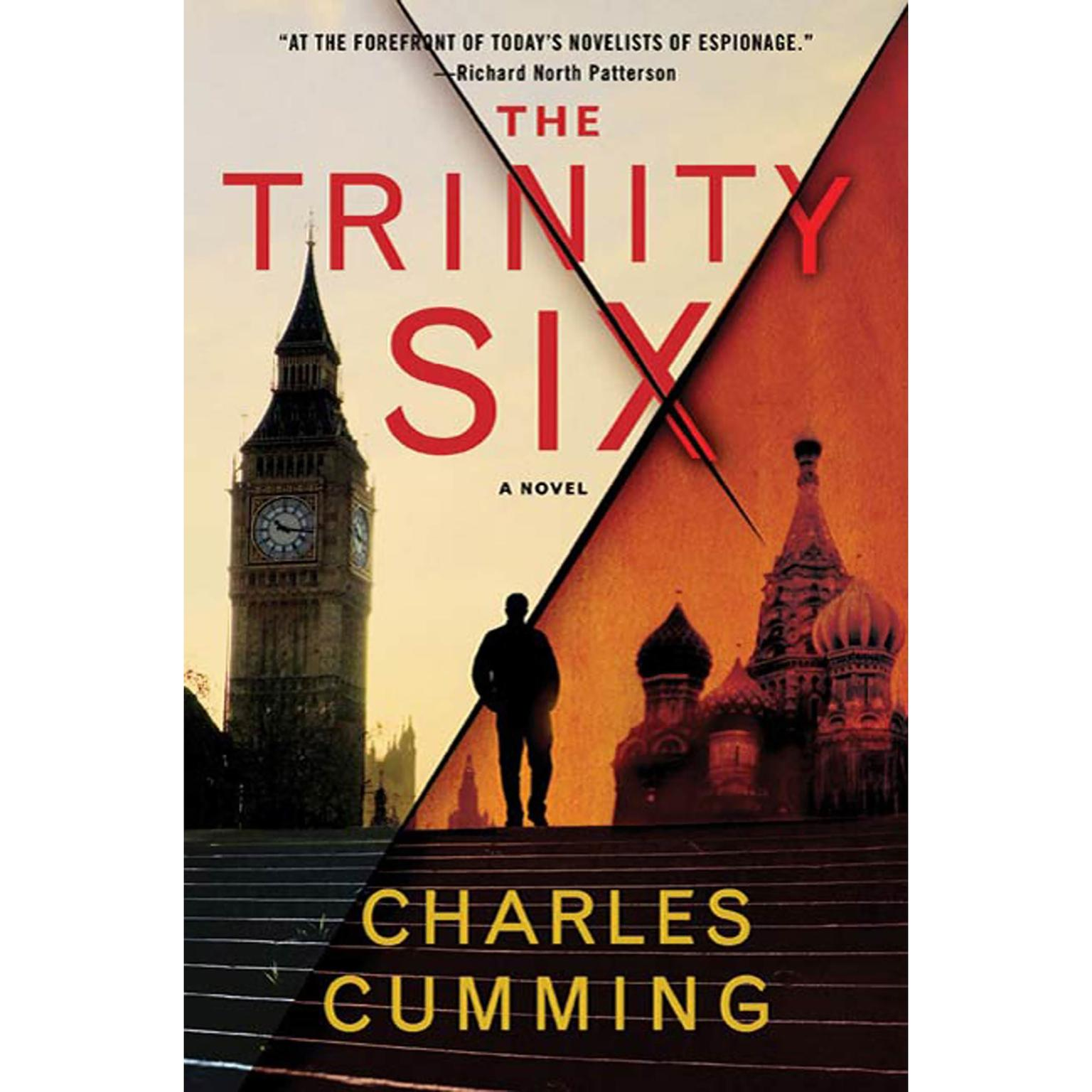 Printable The Trinity Six: A Novel Audiobook Cover Art