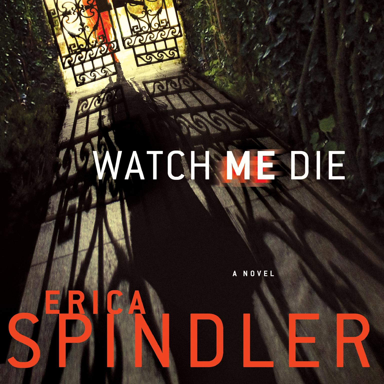 Printable Watch Me Die Audiobook Cover Art