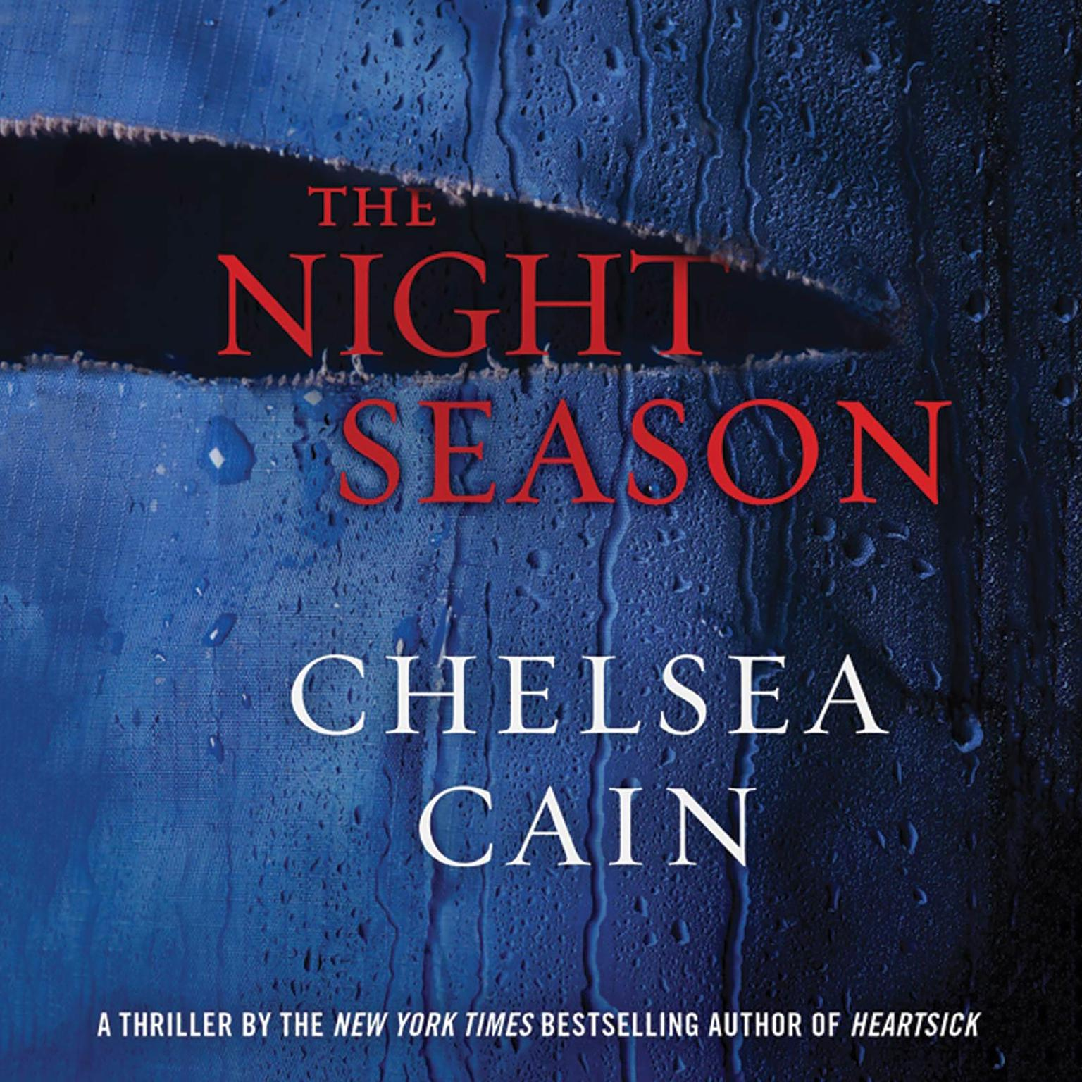 Printable The Night Season: A Thriller Audiobook Cover Art