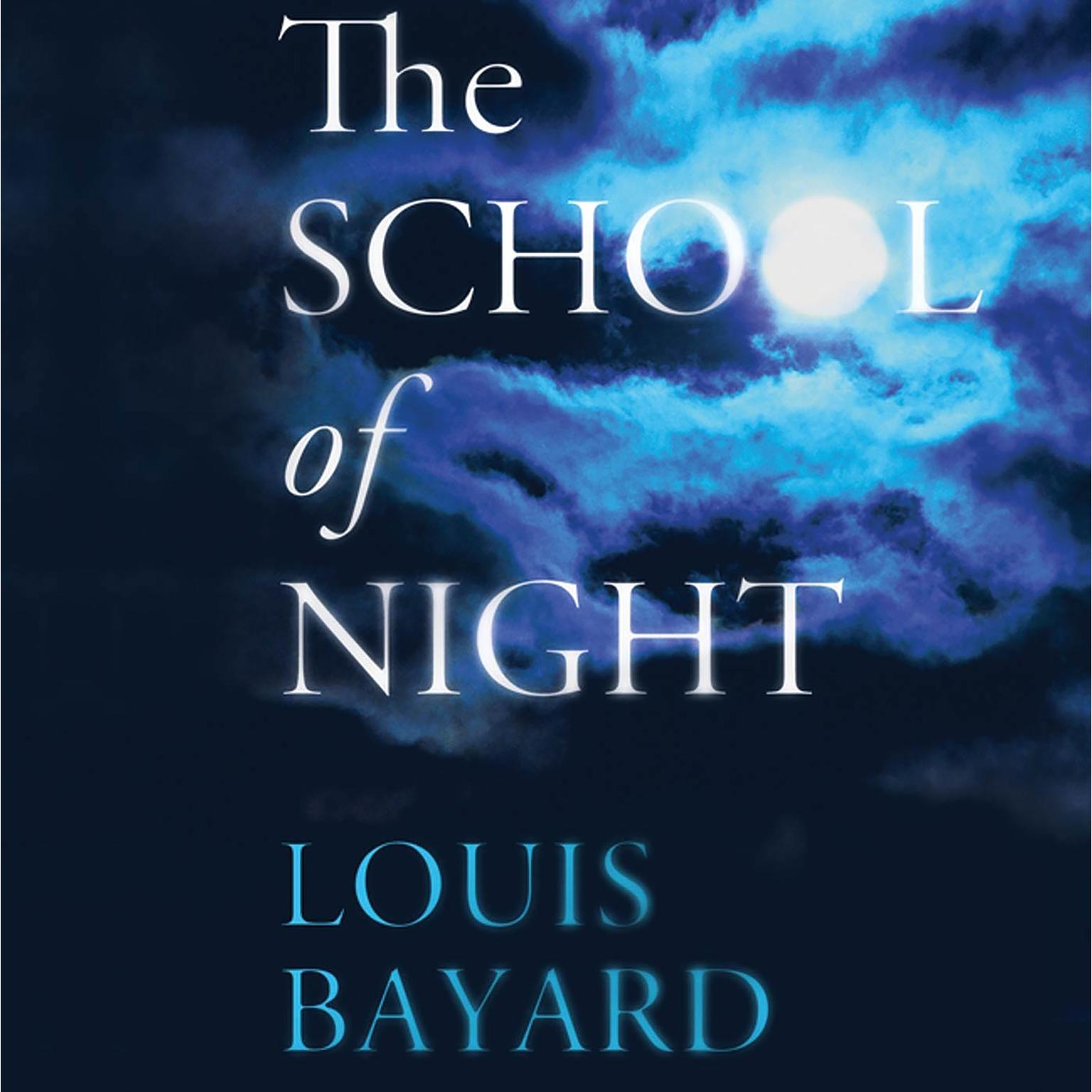 Printable The School of Night: A Novel Audiobook Cover Art