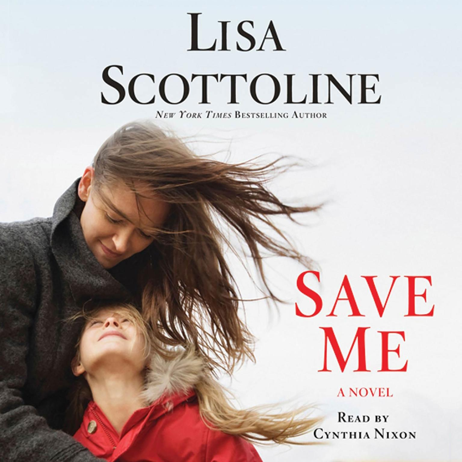 Printable Save Me: A Novel Audiobook Cover Art
