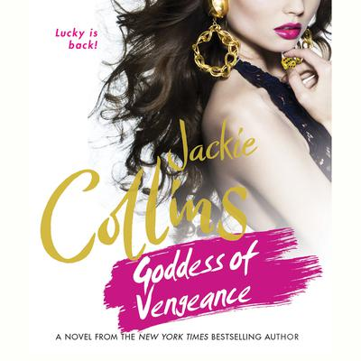 Goddess of Vengeance Audiobook, by Jackie Collins