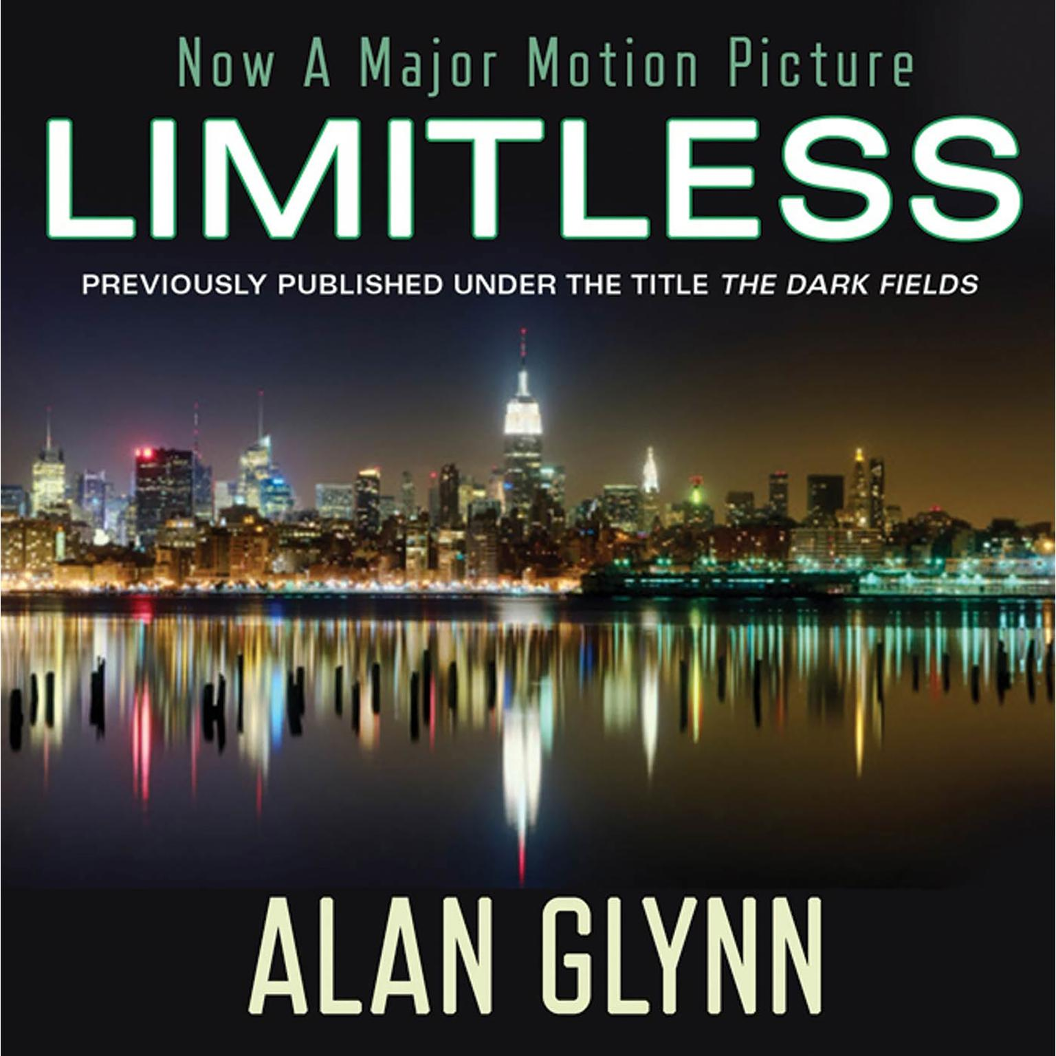 Printable Limitless: A Novel Audiobook Cover Art