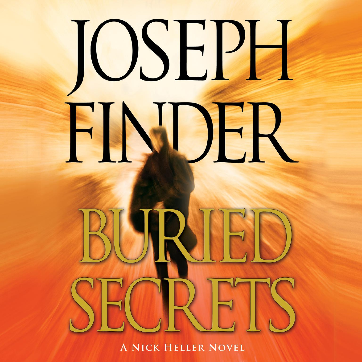 Printable Buried Secrets Audiobook Cover Art