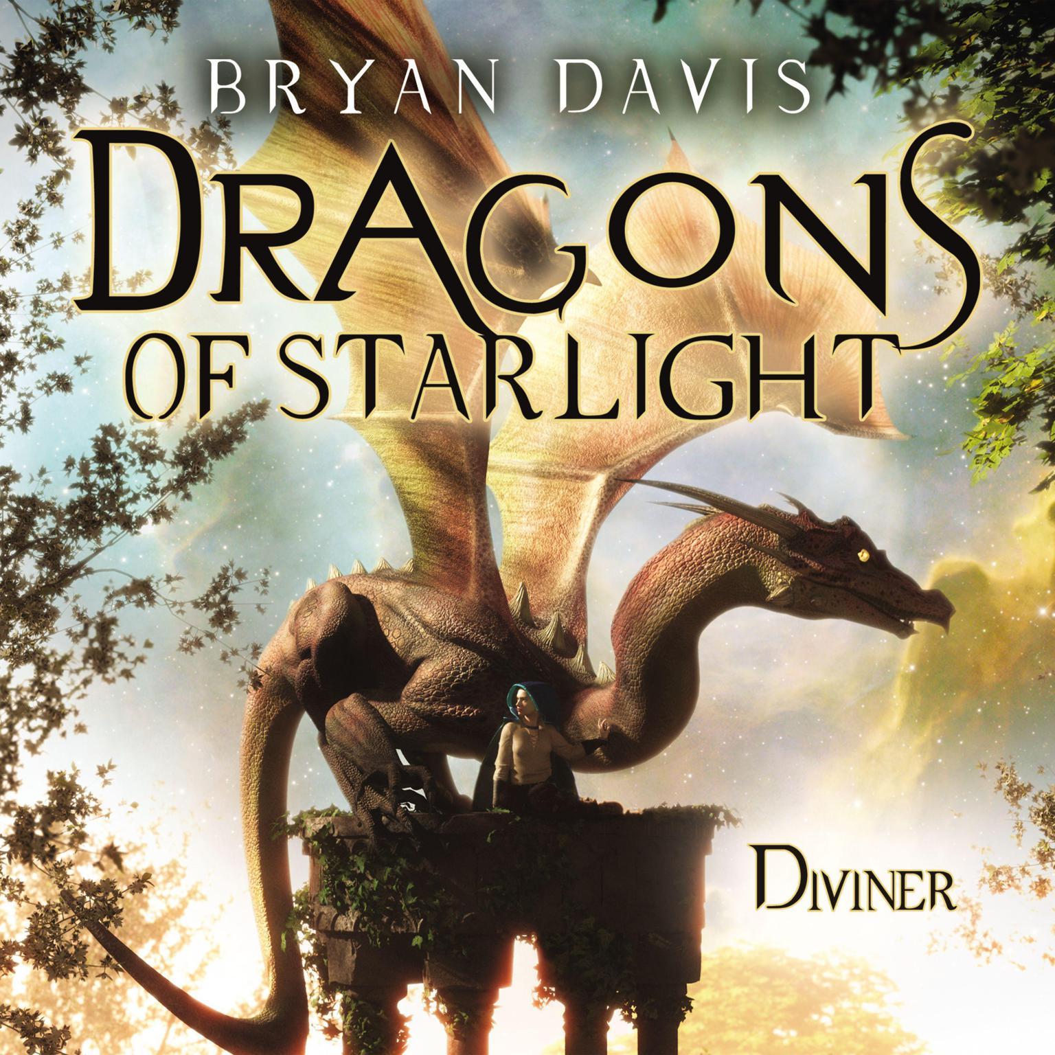 Printable Diviner Audiobook Cover Art