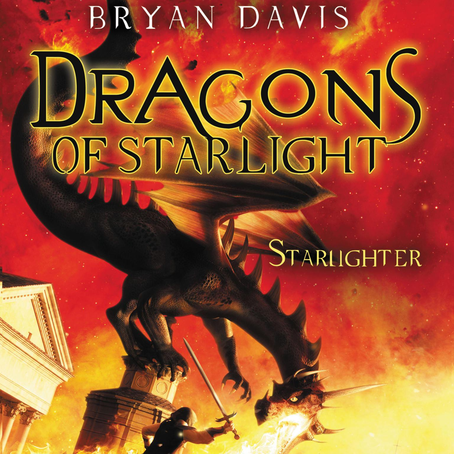 Printable Starlighter Audiobook Cover Art