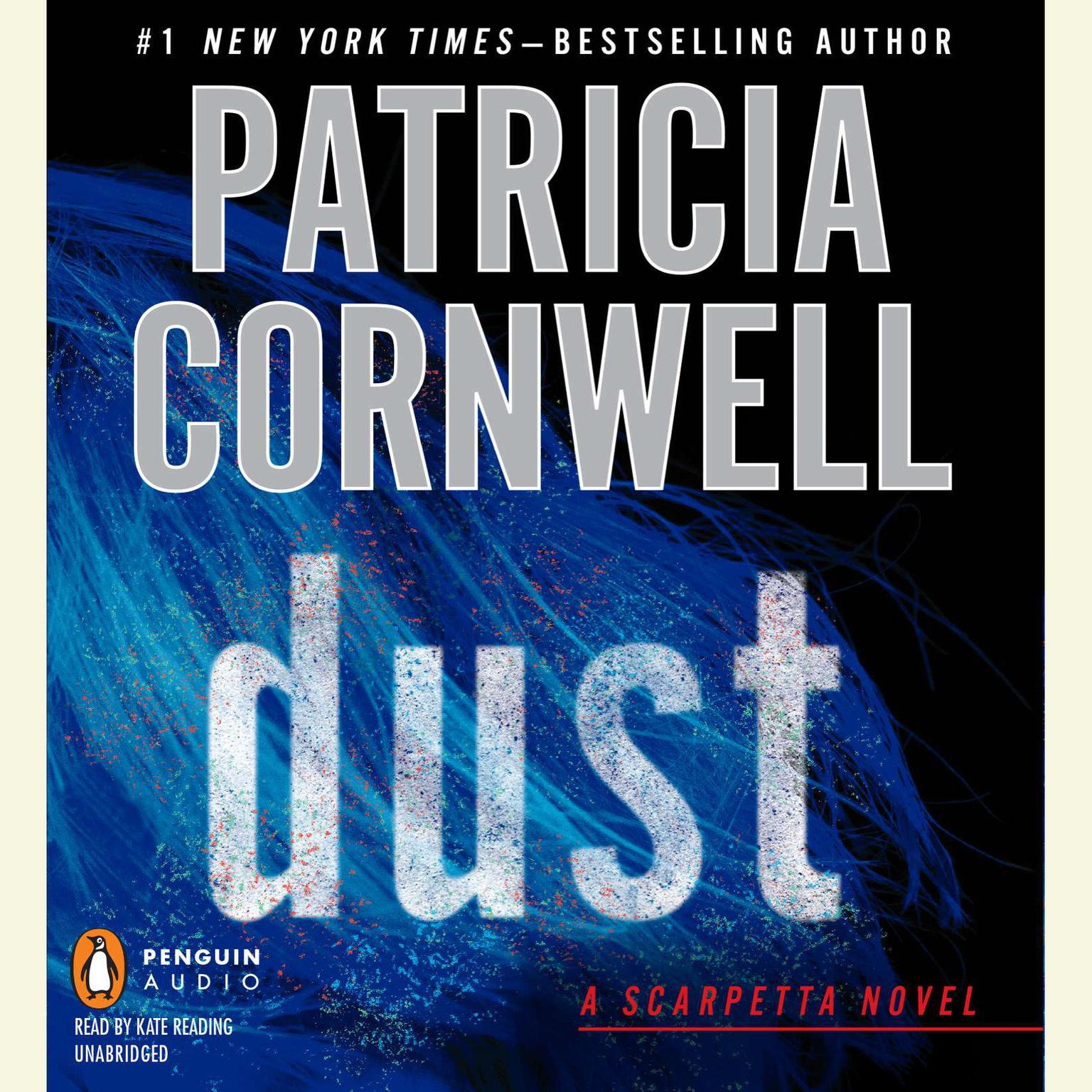 Printable Dust: Scarpetta (Book 21) Audiobook Cover Art