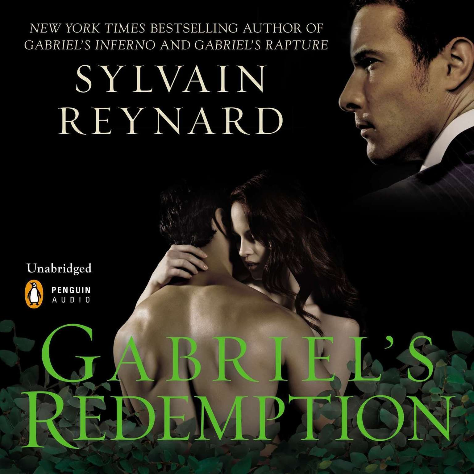 Printable Gabriel's Redemption Audiobook Cover Art