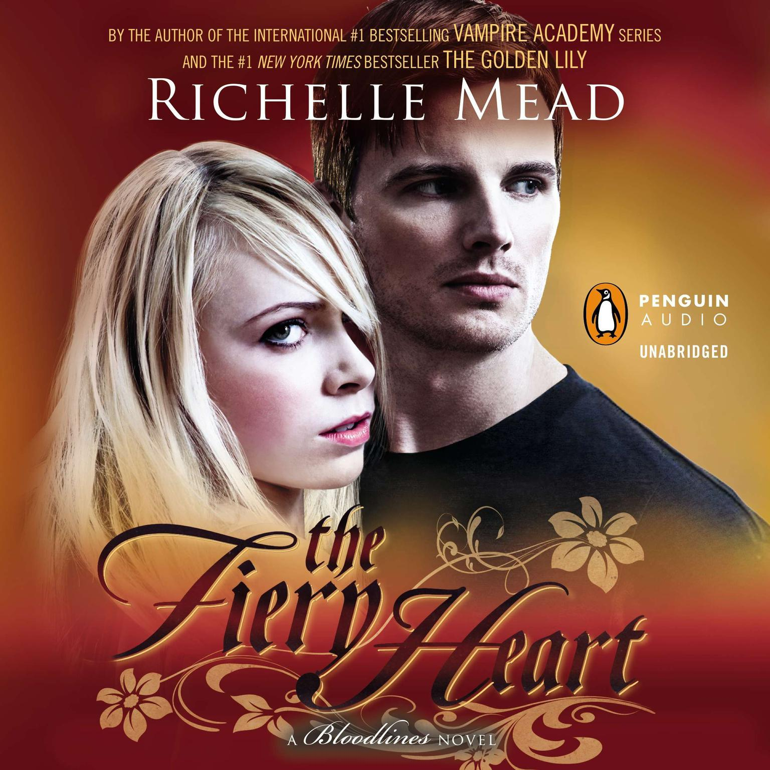 Printable The Fiery Heart Audiobook Cover Art