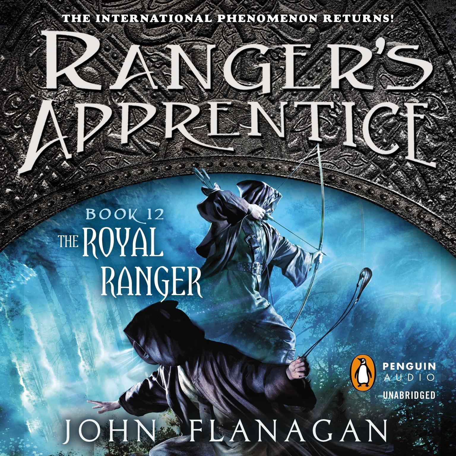 Printable The Royal Ranger Audiobook Cover Art