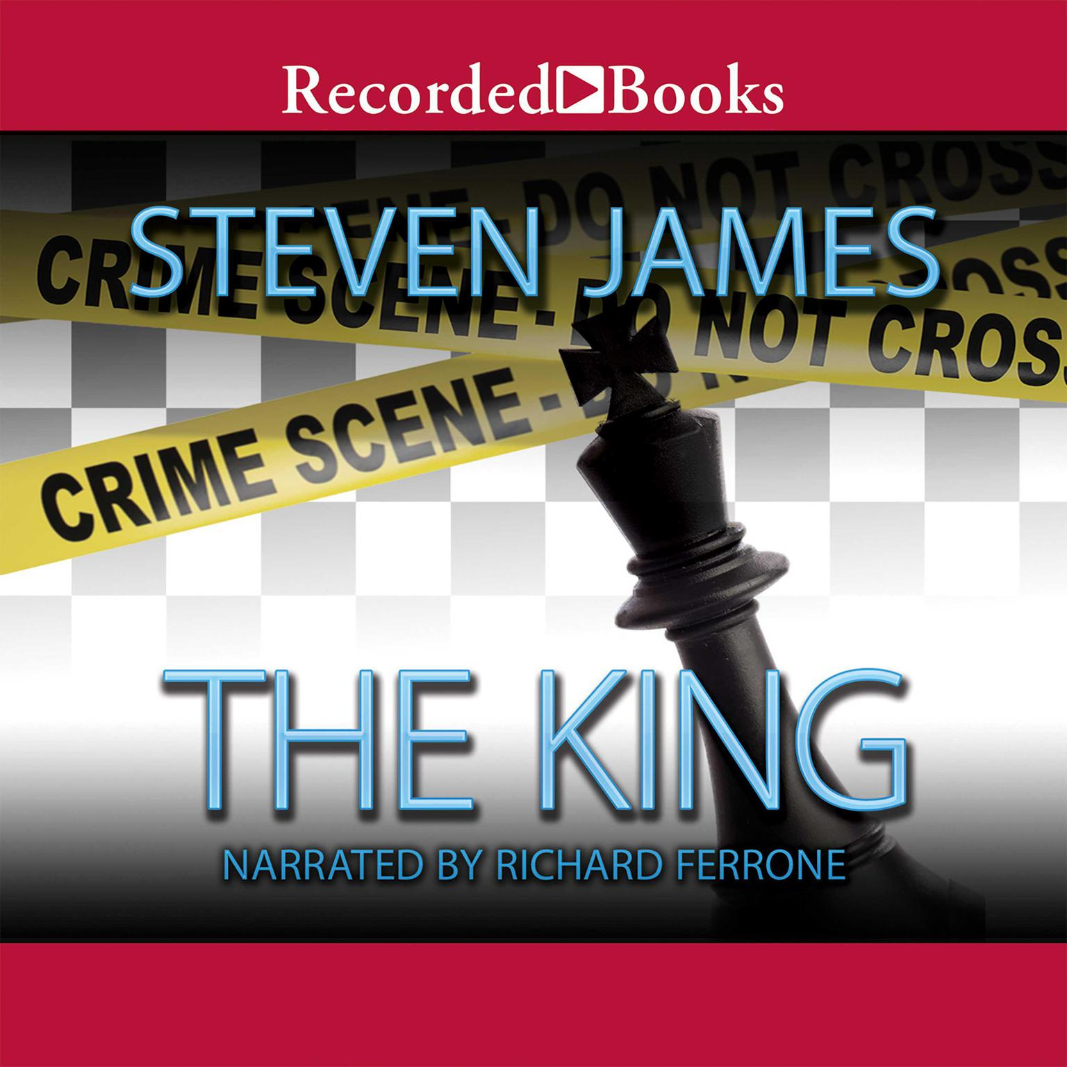 Printable The King Audiobook Cover Art