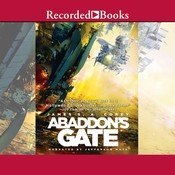 Abaddon's Gate Audiobook, by James S. A. Corey