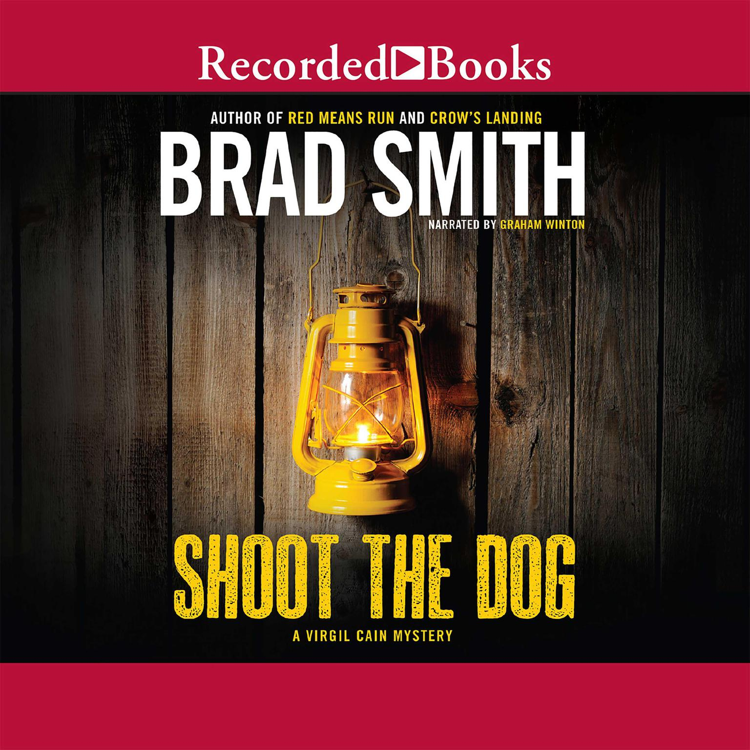Printable Shoot the Dog Audiobook Cover Art