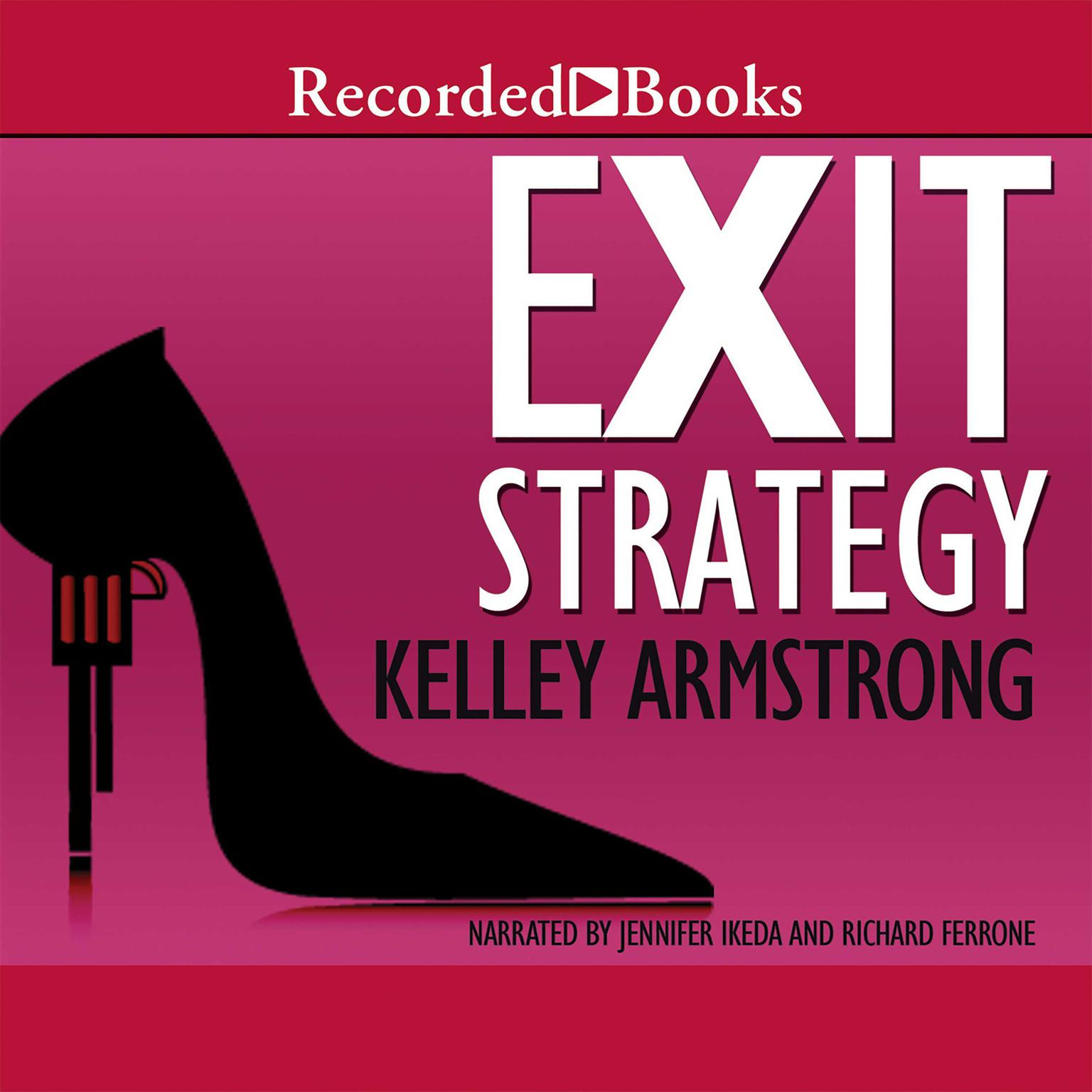 Printable Exit Strategy Audiobook Cover Art