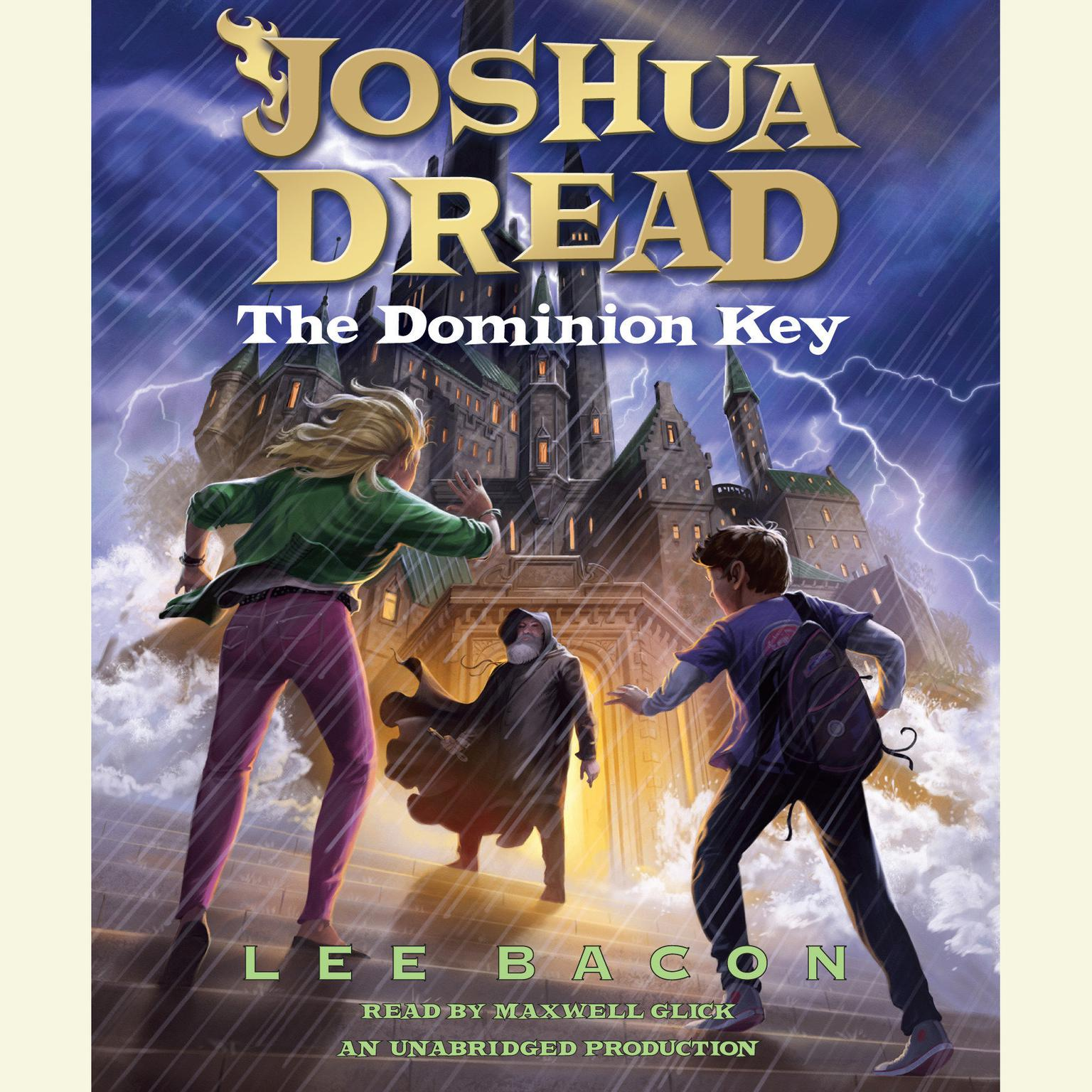Printable The Dominion Key Audiobook Cover Art