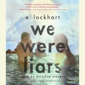 We Were Liars Audiobook, by E. Lockhart